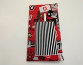 Ohio State Buckeyes Waitress/Server Book Cover