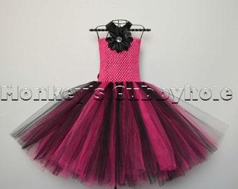 Scarlet Tutu Dress