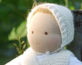 Baby Noël, waldorf doll, baby waldorf