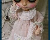 Long Sleep skirt set(5 items) for Blythe Doll