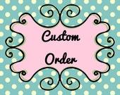 Custom Order for Yune