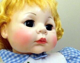 Madame Alexander / Pussy Cat 6246 / Original Box / Blond Doll