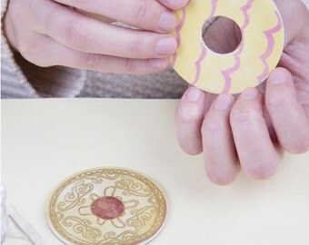 Biscuit Nail File - assorted designs
