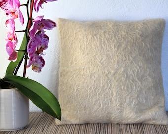 Adana Mohair Pillow Cover