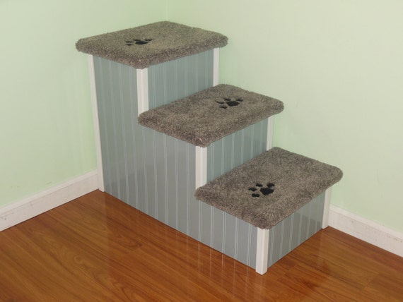 Pet Stairs For Big Dogs, Dog Steps, Pet Steps For Dogs, Dog Stairs, Puppy  Stairs, Pet Furniture, Modern Pet, Pet Steps, Dog Lovers,