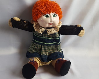 Charity Shop Rescue Cabbage Patch Kid Ginger