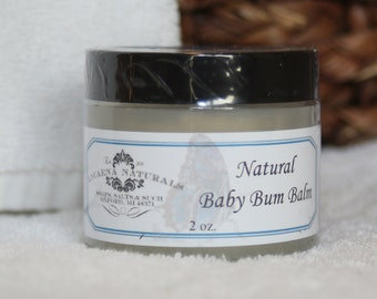 All Natural Baby Bum Balm