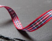 Royal Stewart Scottish Tartan Ribbon 7mm Berisfords