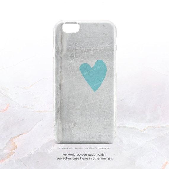 iPhone 7 Case Concrete Heart iPhone 7 Plus iPhone 6s Case iPhone SE Case iPhone 6 Case iPhone 5S Case Galaxy S7 Case Galaxy S6 Case T7