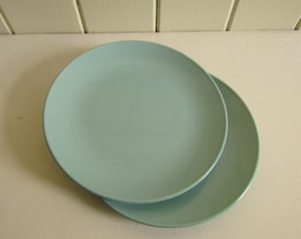Cresta Ware Timeless Beauty - Two Melamine Tea Plates
