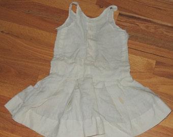 1930s Little Girls Wool Underware