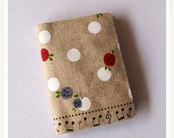 10% OFF Summer Sale - Business Card Holder, Gift Card Holder, Fabric Card Case, Credit Card Case