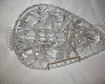 Flat Crystal Pinwheel