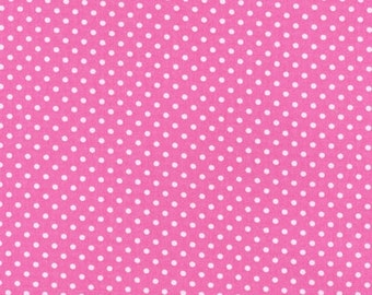 Robert Kaufman Pimatex Basics  BT-3482-104 Primrose Bright Pink 100% Cotton Fabric by the Yard