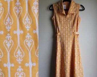 Go-Go Buckled Knit Dress ||| 1970s ||| Medium ||| Knit Dress ||| Knee Length