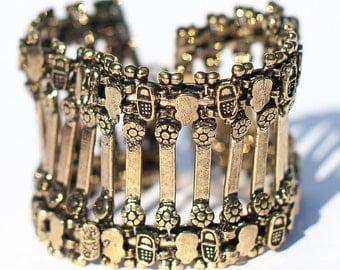 Chainmail Bracelet - Gypsy Princess (JB-B-004)