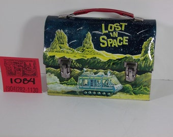 1960's Alladin Lost in Space Lunch Box