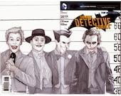 The Jokers 8.5 X 10 print