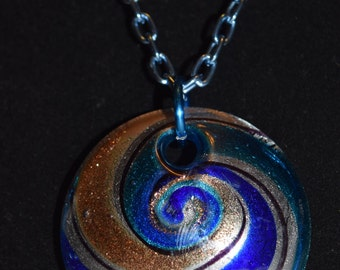 Spiral Out Necklace