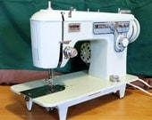 Restored Brother 651 Vintage Japanese Sewing Machine, by Stagecoach Road, with Free Shipping and Guaranty