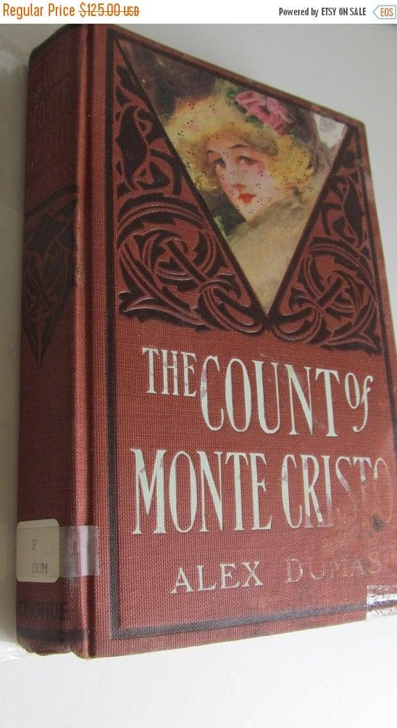the count of monte cristo book review pdf