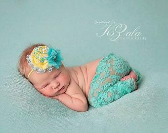 Newborn Baby Pants Photography Prop-Lace Pants Photo Prop-Newborn Baby Photo Prop-Baby Photography Props Pants-Baby Posing Pants