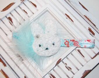 Easter Bunny Elastic Headband