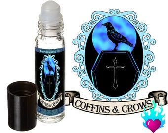 Coffins & Crows - Gothic Perfume Oil