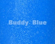 "Buddy Blue neon nail polish 15 mL (.5 oz) from the ""Color Kids"" Collection"