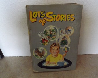 Lots of Stories  Big Book
