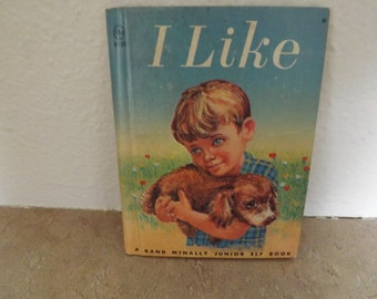 Rand McNally Junior Elf Book I Like