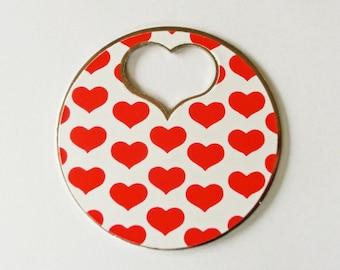Orig. 70 bottle opener heart