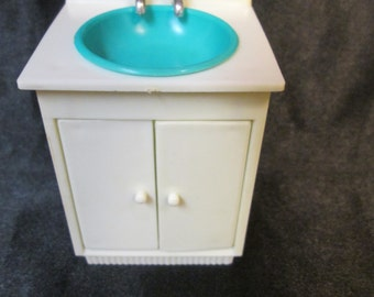 IDEAL Dollhouse Bathroom Sink
