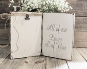 all of me loves all of you engagement picture frame white wedding frame gift love sign frame anniversary frame