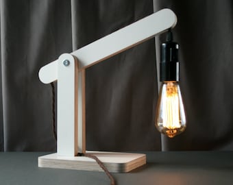 retro desk lamp or wall lamp