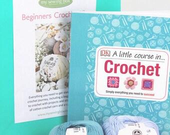 Crochet, Beginners Crochet Kit,