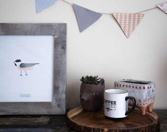 Chickadee, Art Print