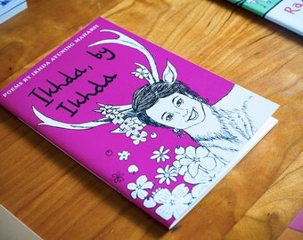 Indonesian poet Ikhda's chapbook: like popping candy & wild roses