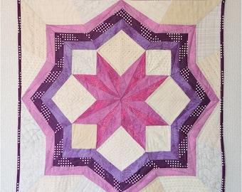 Happy Star Mini Quilt