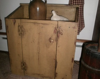 Dry Sink  / Sale / FREE SHIPPING ! Cupboard /end table / side table