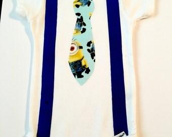 Minion onesie,Minion bodysuits,Minion custom onesie,Minion custom bodysuits,Minions for kids,Minions for boys,Minion clothing for kids,