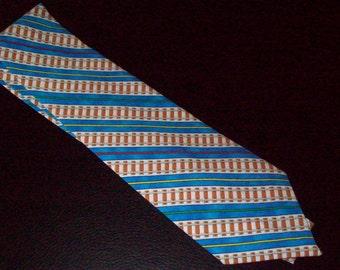 Train track Tie/ Mens Necktie/ Mens Tie/ Novelty Tie/ train tie/ railroad tie/ train necktie/ track necktie/ train lover gift/ stripped tie