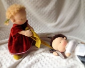 10 % OFF Romeo and Juliet-12 inch dolls (2 dolls)