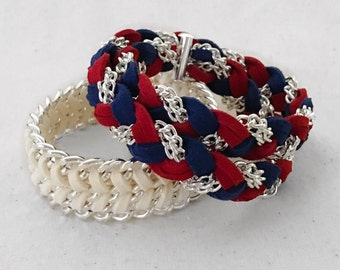 2016 Olympic Games Stack - TEAM USA - Braided Double Wrap
