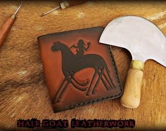 Odin Sleipnir Viking Wallet