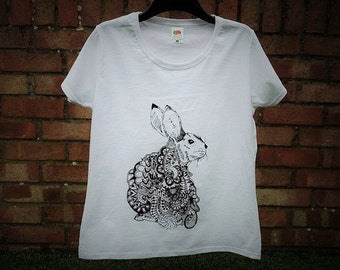 Miss Rabbit Tee