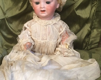Antique character baby doll