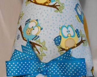 Bluel Owl harness