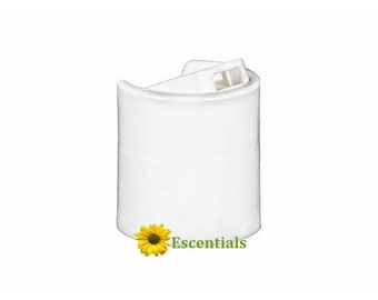 White Disc Dispensing Cap 20/410 - 10 Pack
