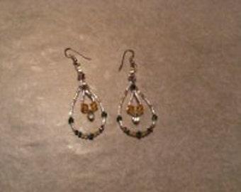 Loop Dangle Earrings